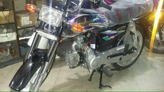 ایوب پل کے قریب پولیس اہلکار سے موٹر سائیکل چوری