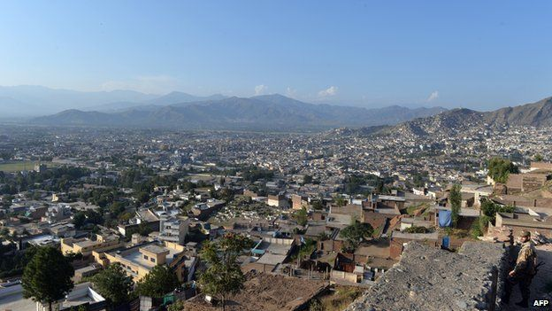 The Wali Swat City Today