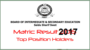 Metric Result will Tomorrow 23 Morning in Wadodai Hall swat