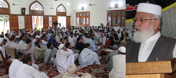 liaqat baloch visit swat