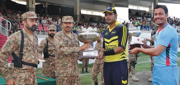 Azadi Cup Win by Lower dir in Swat