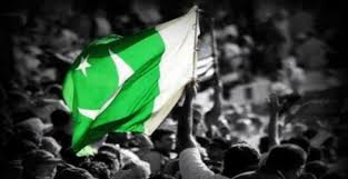 Pakistan Flag Every side in swat valley Pakistan