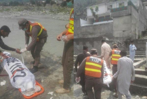 شانگلہ اور سوات کے تبلیغی جماعت پر مسجد کی چھت گر گئی، چار شہید متعدد زخمی