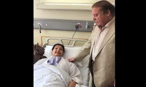 بیگم کلثوم نواز کی وفات پر آرمی چیف جنرل قمر جاوید باجوہ کا اظہار تعزیت، مران خان نےپاکستان لانے کیلئے لندن ہائی کمیشن کو خصوصی ہدایات جاری کر دیں