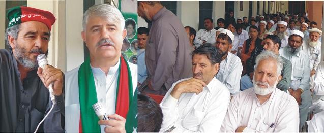 اس لئے ملک کی مقبول ترین سیاسی جماعت بن گئی ہے۔ محمود خان