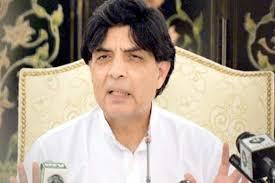عدالتوں سے محاذ آرائی نواز شریف اور ملک کے لیے ٹھیک نہیں،چوہدری نثار