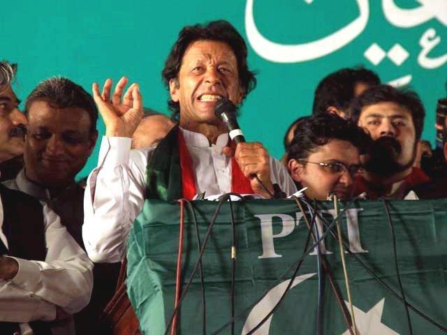 عمران خان نے ایک اور لانگ مارچ کا اعلا ن کردیا