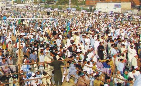 جماعت اسلامی میں کس حلقے سے کتنے لوگ شامل ہوئے ،  حیران کن شمولیتیں