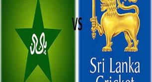 پاکستان اور سری لنکا کے درمیان پانچ ایک روزہ بین الاقوامی کرکٹ میچوں پر مشتمل سیریز کا پہلا میچجمعہ کو کھیلا جائیگ