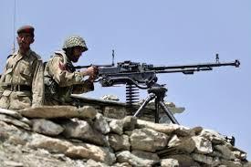 افغانستان سے پاکستانی حدود میں فائرنگ سے 2 سیکیورٹی اہلکار شہید، 5 زخمی