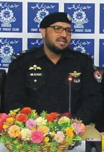 پولیس جوانوں کے حوصلے بلند، جرائم کی بیخ کنی کرینگے، ڈی پی او سوات واحد محمود