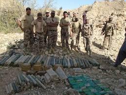بلوچستان میں دہشتگردی کا خطرناک ترین منصوبہ ناکام،11 ملزم گرفتار،بہت بڑا اسلحہ برامد