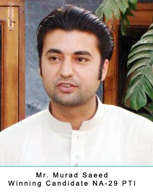 مراد سعید نے کبل میں تحریک انصاف کا جلسہ کیوں کرایا، وجوہات سامنے اگئے