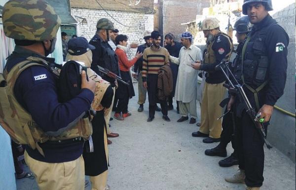 ڈویژن بھر میں پولیس کی کامیاب کارروائیاں، 811 افراد گرفتار، دھماکہ خیز مواد برآمد