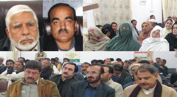 ضلع کونسل سوات کااجلاس، اسماء اور نقیب محسود کے قتل کی مذمت، مسائل پر بحث