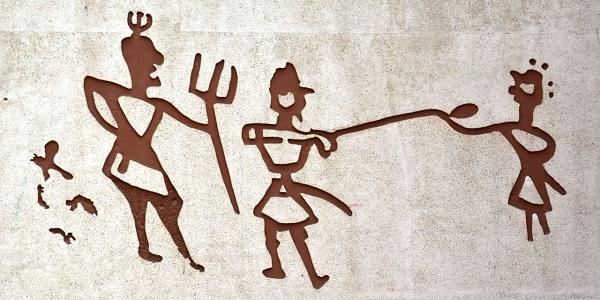 سوات میں تین ہزار سال پرانی پینٹنگز