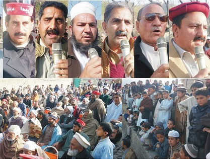 کبل، کوزاباخیل میں سیاسی جماعتیں سے کارکن مستعفیٰ، اے این پی کا گراف اونچا