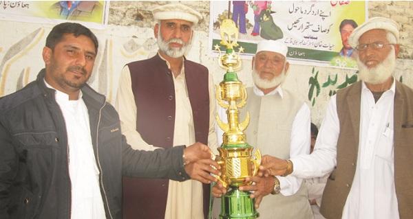 پاک فوج کے زیر اہتمام کھیلوں کے مقابلے، گاؤں منجہ اور ٹال کی پہلی پوزیشن