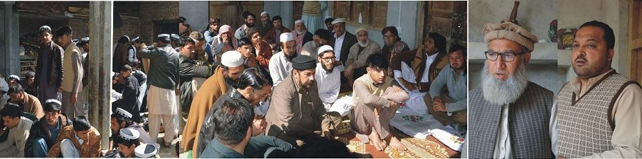 عوام الیکشن2018میں جے یو ائی کا ساتھ دیں/قاری محمود ڈاکٹر امجد