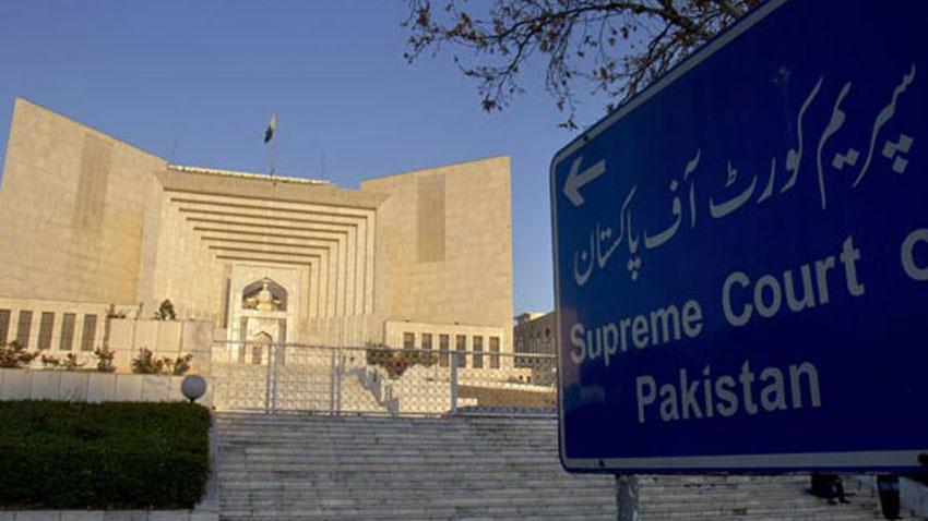آئین کے آرٹیکل 62 ون ایف کے تحت ارکان پارلیمنٹ کی نااہلی تاحیات ہوگی:سپریم کورٹ