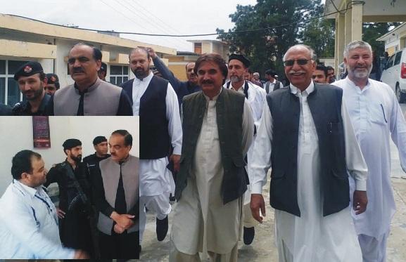 ضلع ناظم کا کبل اور بریکوٹ ہسپتال پر چھاپہ، رات کو میڈیکل سٹور کھلا رکھنے کی ہدایات جاری