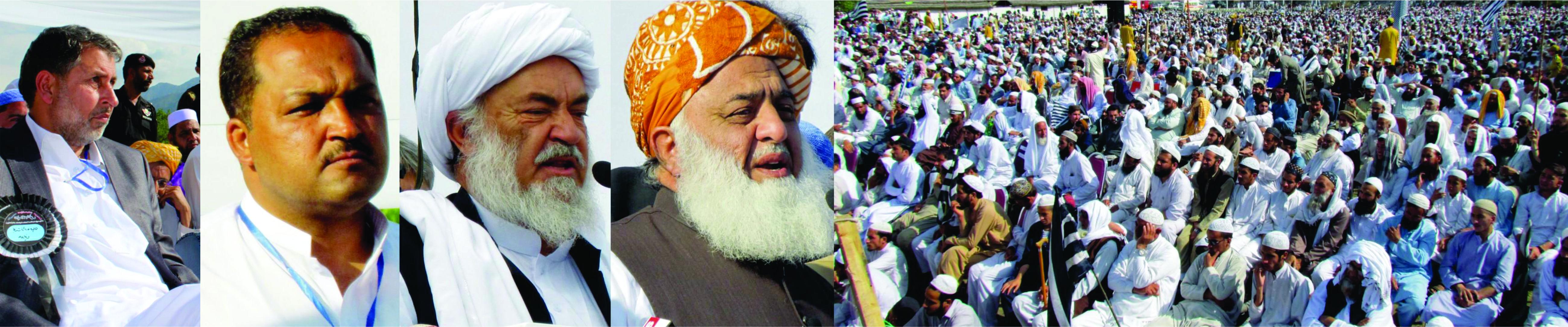 پاکستان میں اگر کوئی نظام ہوگی تو وہ نظام مصطفی ہوگی/مولانا فضل الرحمن