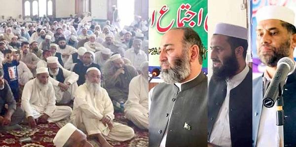 غیر منتخب فرد نے بجٹ پیش کرکے ووٹ کی عزت کو پامال کیا، مشتاق احمد