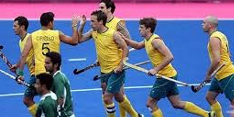 چیمپئنز ٹرافی، آسٹریلیا نے پاکستان کو 1۔2 سے ہرا دیا