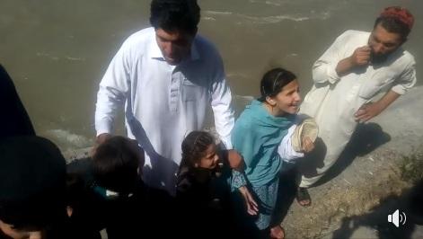دریاسوات میں لنڈے کس کا رہائشی ڈوب گیا، بچے زار وقطار رونےلگے