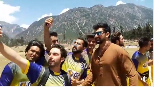 سوات کے سیاحتی علاقہ وادی کالام میں پختون ٹیم نے تین روزہ پختون ٹی 10 کرکٹ لیگ کا میلہ سجالیا