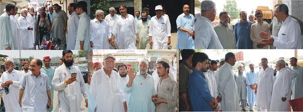 پچیس جولائی ایک اہم دن ہیں اسلئے عوام سوچ سمجھ کر فیصلہ کریں، عبدالجبار خان