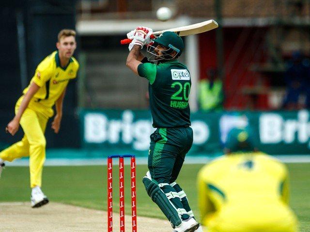 پاکستان نے آسٹریلیا کو شکست دیکر سہ ملکی ٹی 20 سیریز جیت لی