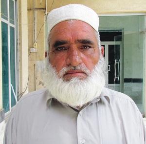 محکمہ جنگلات کے اعلیٰ افیسر مزدوروں کا حق ادا کریں ، محمد نواب