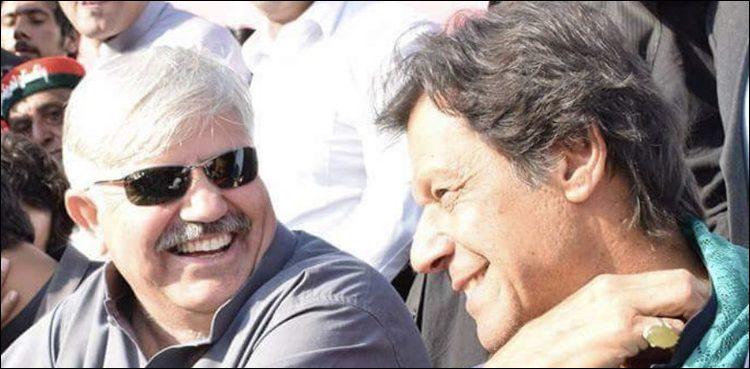 عمران خان نے محمود خان کو وزیراعلیٰ خیبر پختون خواہ نامزد کر دیا