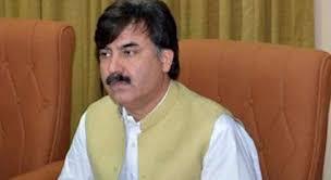 وزیر اطلاعات و تعلقات عامہ شوکت یوسفزئ میری نظر میں