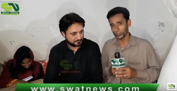 معذور بچی کا افریدی کو دیکھنے کی خواہش، شاہد افریدی کا بھائی ملاقات کیلئے سوات پہنچ گیا