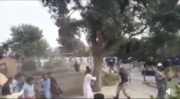 پولیس نے جرائم پیشہ افراد کے گھروں پر پہرے بٹھا دیئے