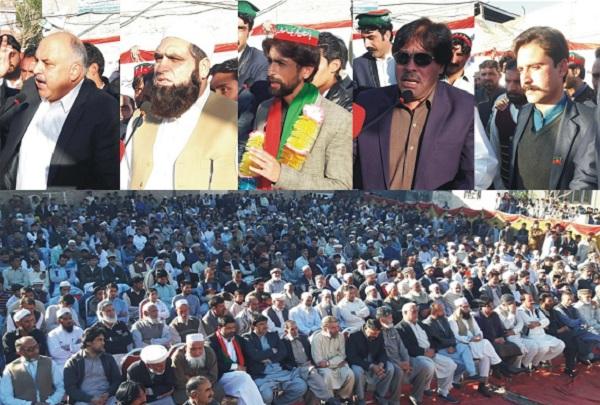 وفاق بھی ہمارا اور صوبہ بھی ، سوات کو اگلے پانچ سالوں میں کیسا بنائیں گے، ڈاکٹر امجد اور سلیم الرحمان نے اپنا ایجنڈا پیش کردیا
