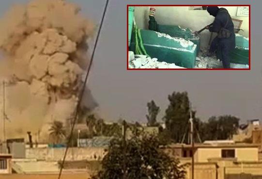 دہشتگرد تنظیم داعش نے اللہ کے جلیل القدر نبی حضرت یونسؑ کے مقبرے کو دھماکے سے اڑایا تو نیچے سے کیا چیز نکل آئی ؟ جس نے دیکھا رب کائنات کی قدرت پر دنگ رہ گیا