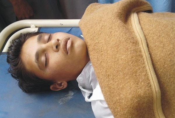 Child Killed in Khowazakhela swat