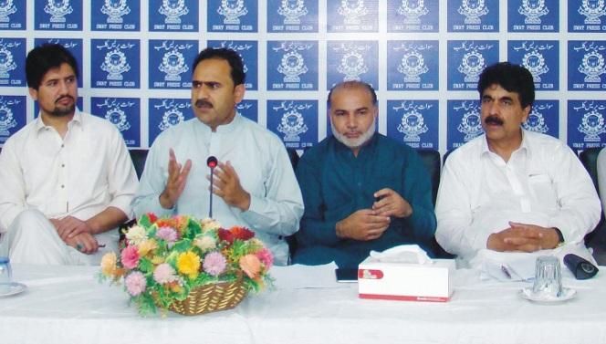 I will fight for Swat Rights, Said Fazal Hakeem