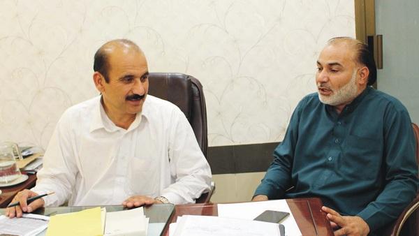 DHQ Hospital Issues, Grand Jirga Calls