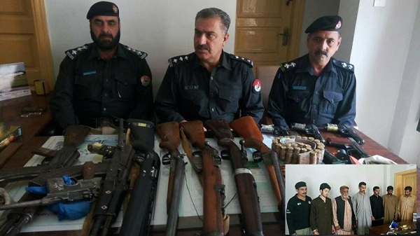 Police Arrested Killers from Hazara kabal