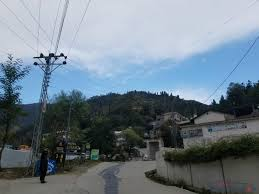 Electricity line are 33 years old in Matta swat