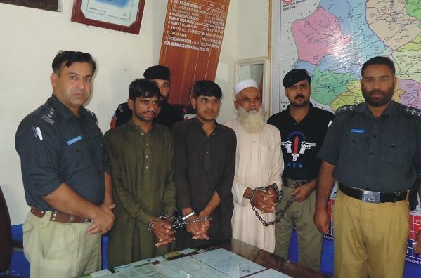 Firing in awisha swat , one killed