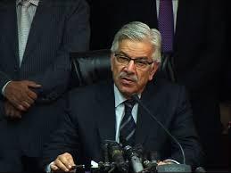 بھارت افغانستان کے راستے پاکستان میں مداخلت کررہا ہے، خواجہ آصف