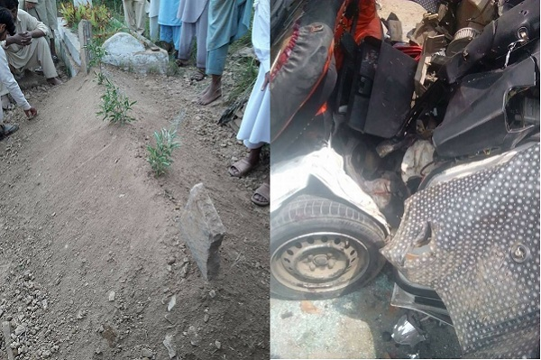 Young Man Killed in Traffic Incident in Barikot Swat