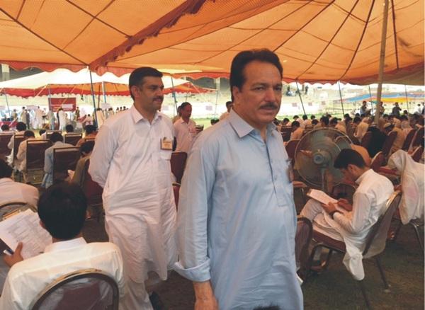 ETA Test , Above 6000 Student Participated in swat