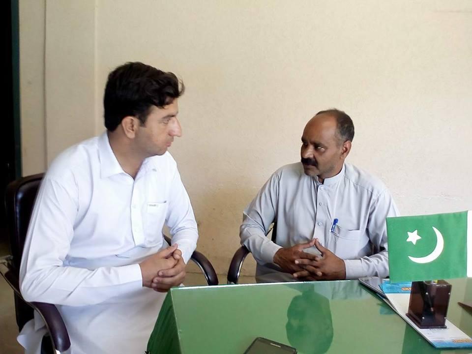 آئندہ عام انتخابات میں پی کے 83سے آزاد حیثیت سے الیکشن لڑوں گا ۔ناظم حبیب گل