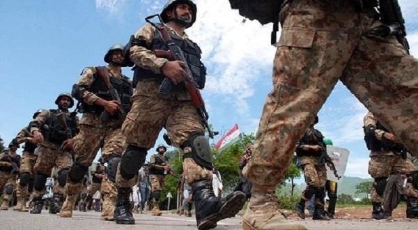 پاک فوج عالمی رینکنگ میں دنیا کی دس طاقتور ترین افواج میں شامل